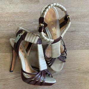 |L.A.M.B.| Strappy Heels